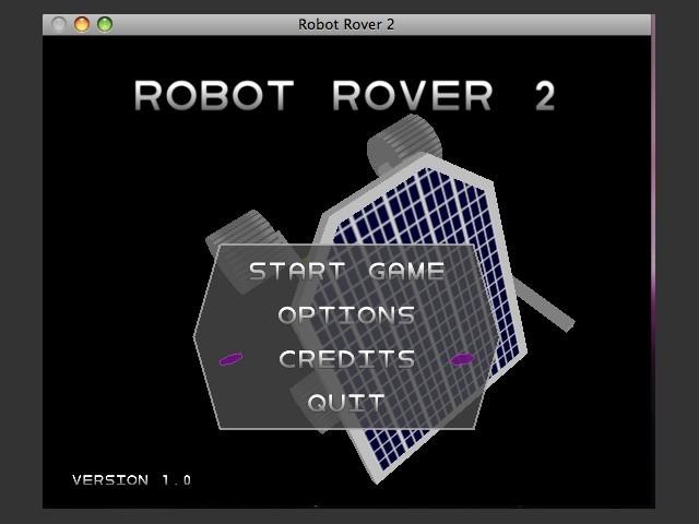 Robot Rover 2 (2007)