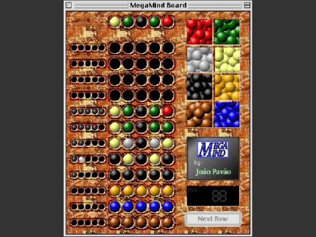 MegaMind (1997)