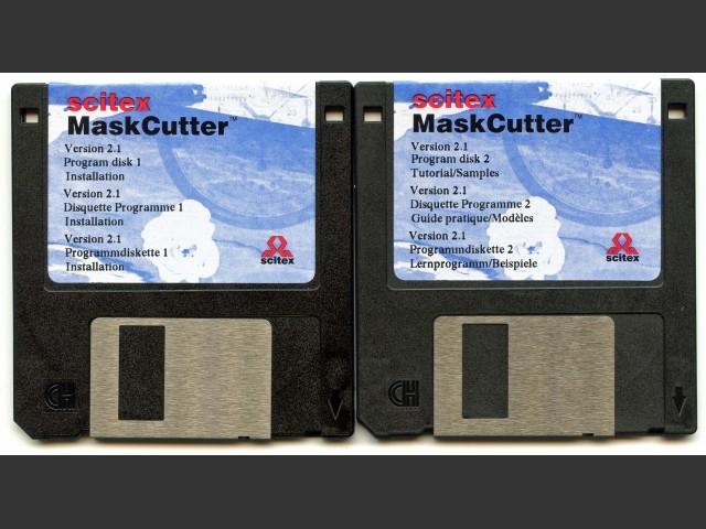 Scitex MaskCutter (1995)