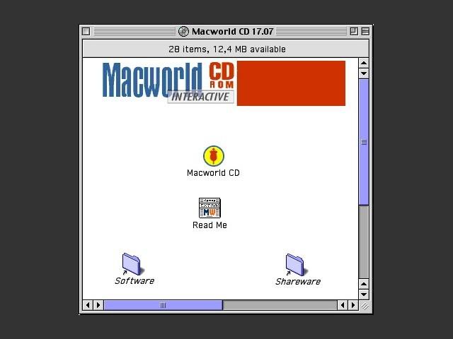 Macworld CD 17.07 (2000)