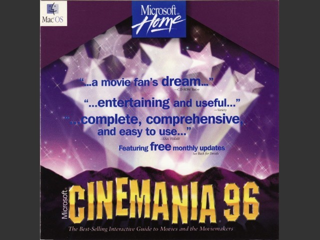 Cinemania 96 (1996)