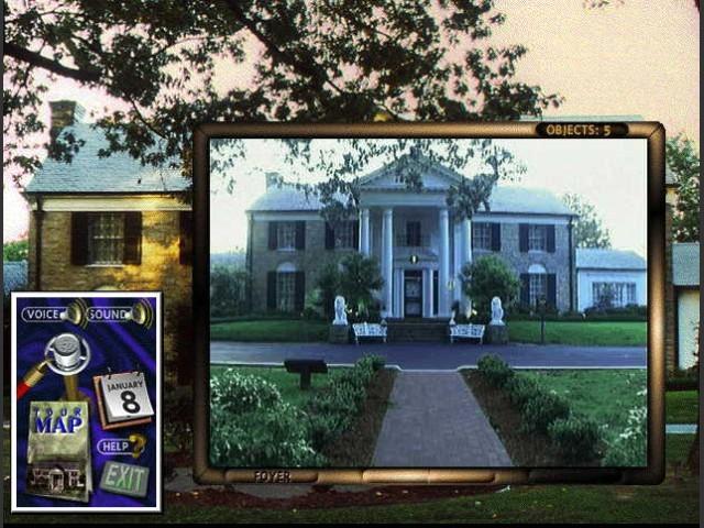 Virtual Graceland (1996)