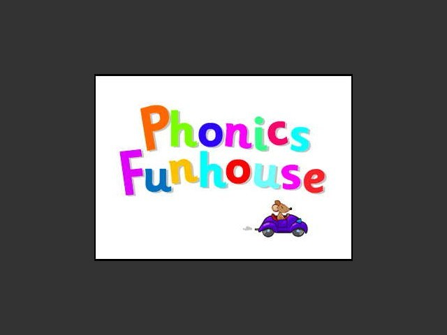 Reading Made Easy - Phonics Funhouse (2000)