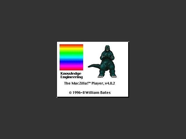 MacZilla 4.0.2 (1998)