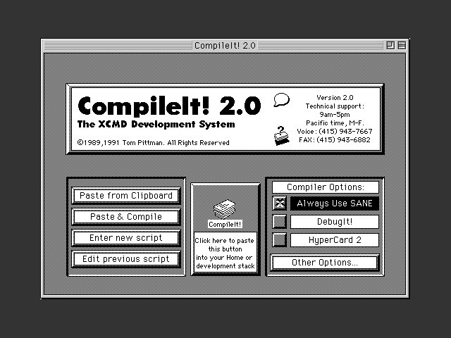 CompileIt! (1996)