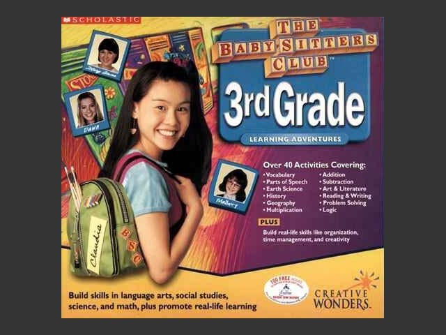 The Baby-Sitters Club: 3rd Grade Learning Adventures (1998)