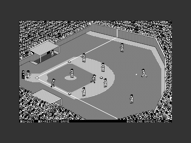 Championship Star League Baseball (1985)
