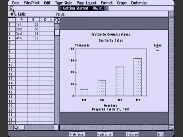 LisaGraph 3.0 (1984)