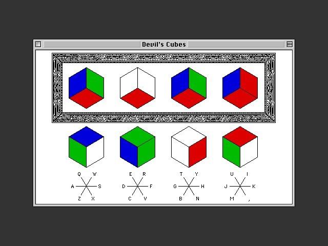 Devil's Cubes (1993)