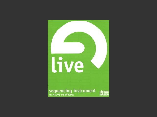 Live 1.01 (2001)