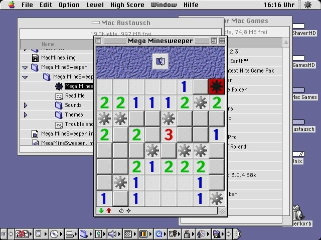 Mega Minesweeper (2001)