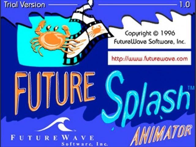 FutureSplash Animator (Macromedia Flash 1.0) (1996)