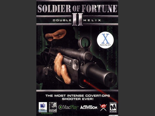 Soldier of Fortune II: Double Helix (2002)