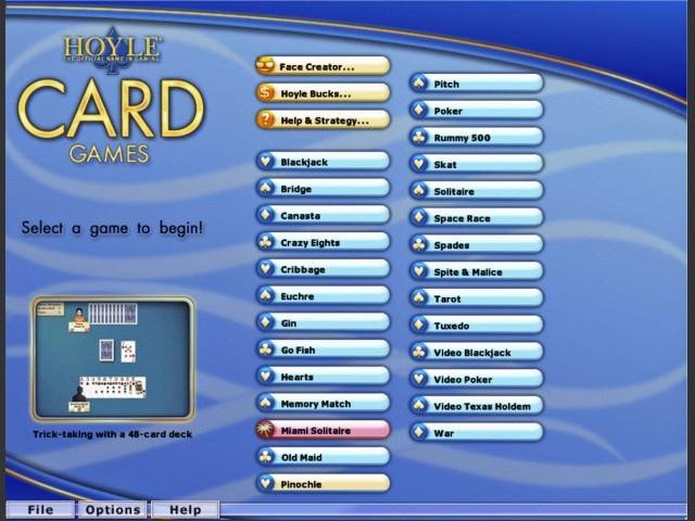 Hoyle Card Games 2008 (2007)