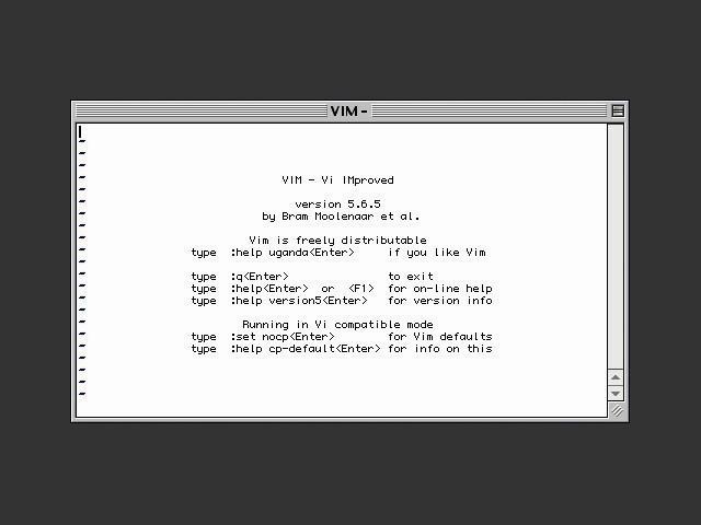 VIM (2000)