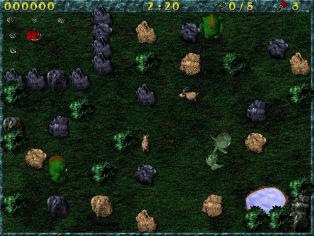 Turtle Turmoil (2001)