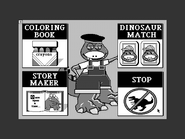 The Dinosaur Discovery Kit (1989)