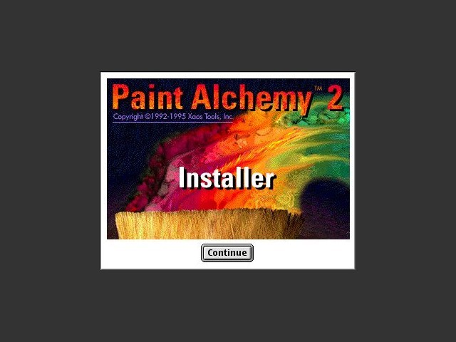 Paint Alchemy 1.0 + 2.0 (1992)