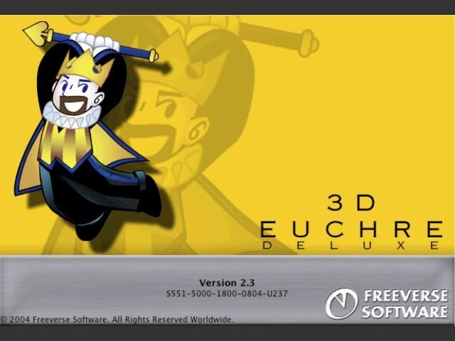 3D Euchre Deluxe (2000)