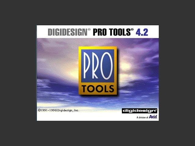 Pro Tools 4.x (1998)