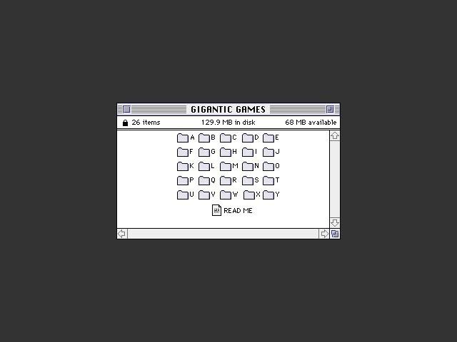 Gigantic Games 2 (1995)