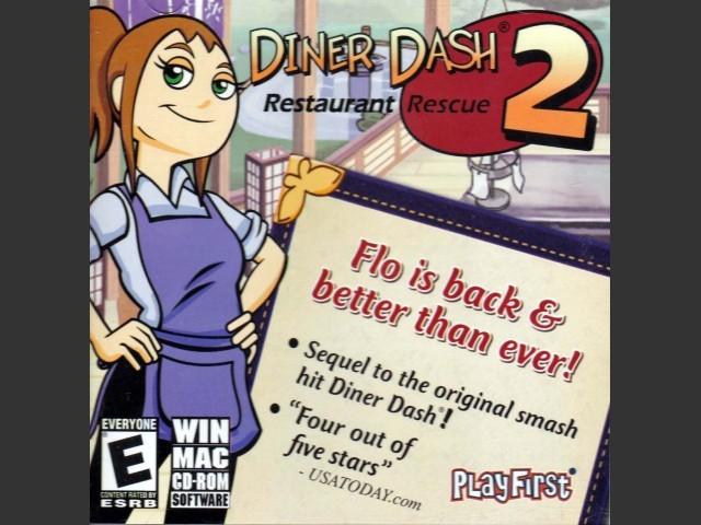 Diner Dash 2: Restaurant Rescue (2006)