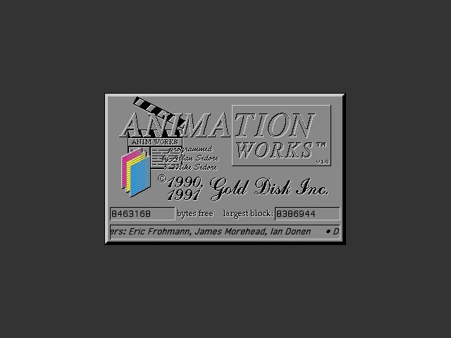 Animation Works (1991)