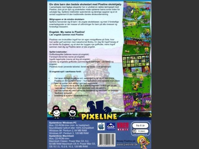 Pixeline Engelsk (2005)