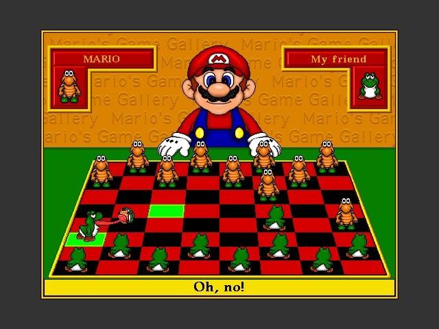 mario s game gallery macintosh repository