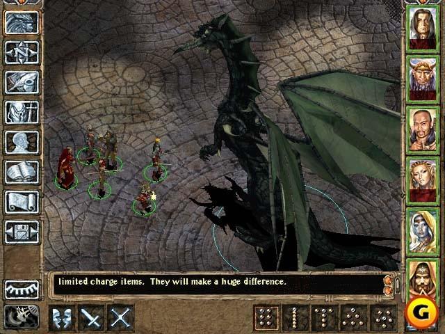 Baldur's Gate II: Shadows of Amn (2001)