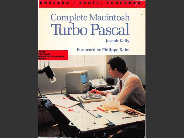 Complete Macintosh Turbo Pascal 1989 (1989)
