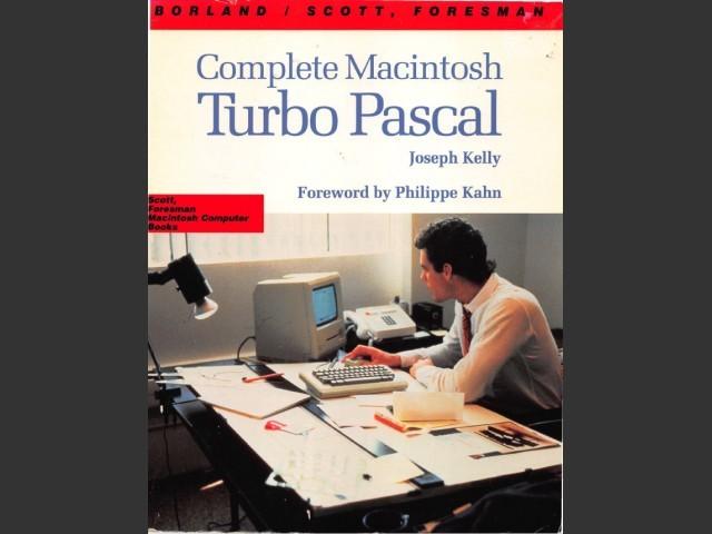 Complete Macintosh Turbo Pascal 1989 (1989)