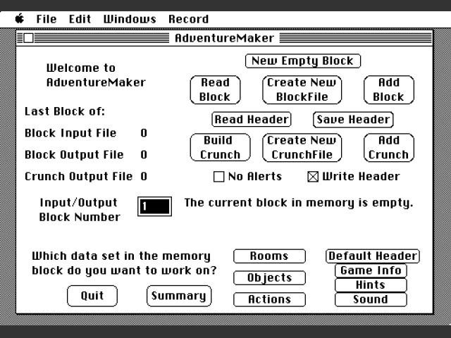 AdventureMaker (1988)
