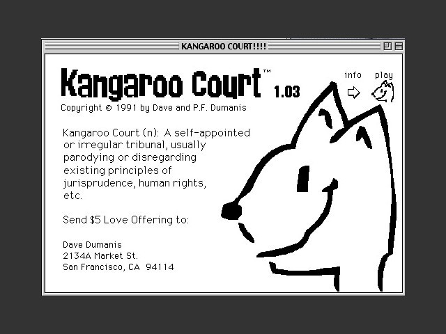Kangaroo Court (1991)
