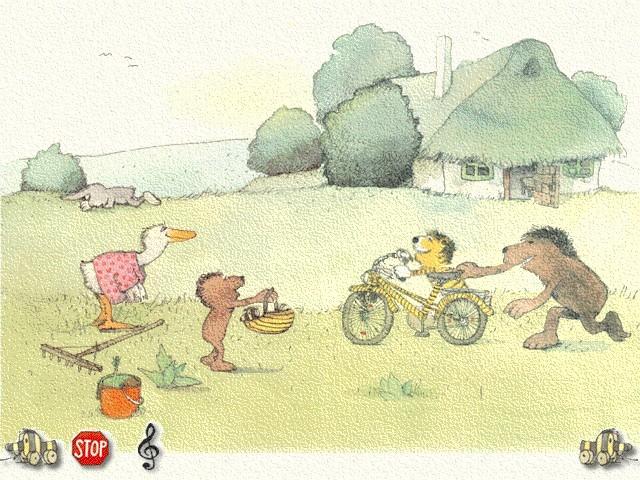 Janosch: Der kleine Tiger braucht ein Fahrrad (1995)