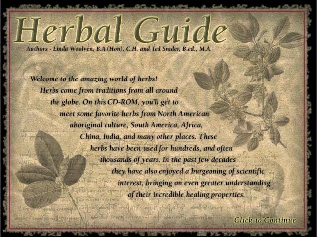 Herbal Guide (1999)