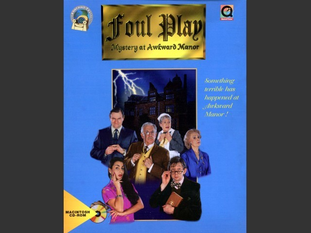 Foul Play: Mystery at Awkward Manor (1995)