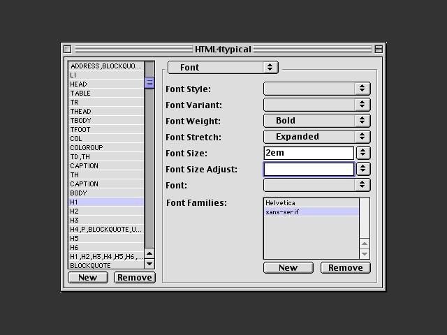 Main interface 2