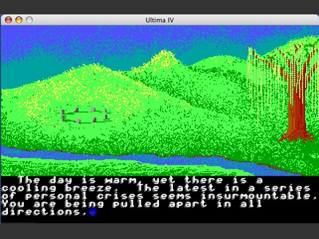 Ultima IV: Quest of the Avatar (2005)