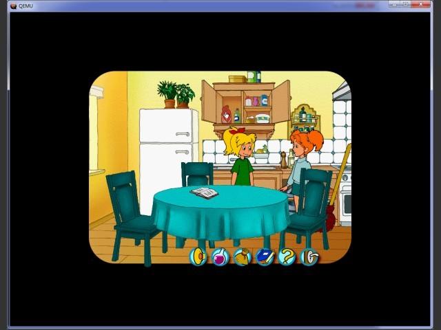 Gameplay under QEMU