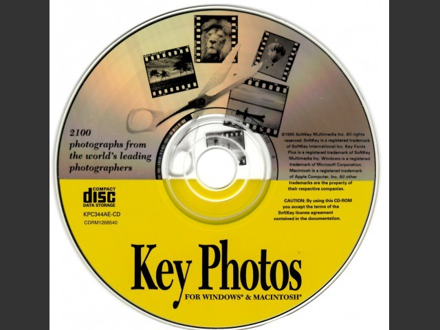 Key Photos (1995)
