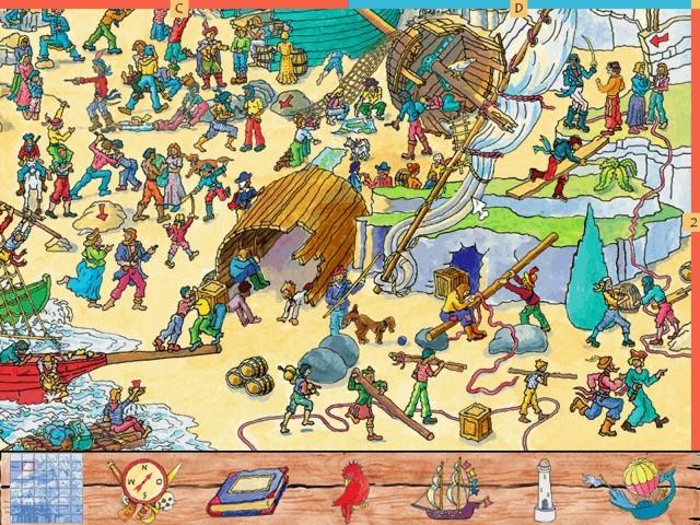 Piraten - Die total verrückte Schatzkarte (2004)