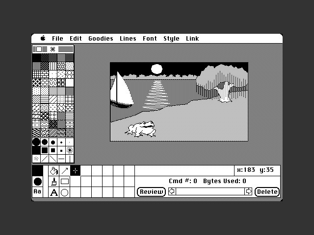 The Graphics Magician (1985)