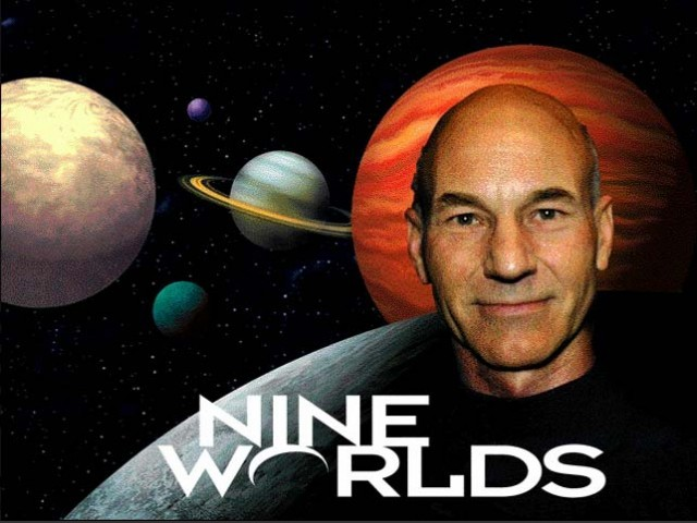 Nine Worlds Hosted by Patrick Stewart (1996)