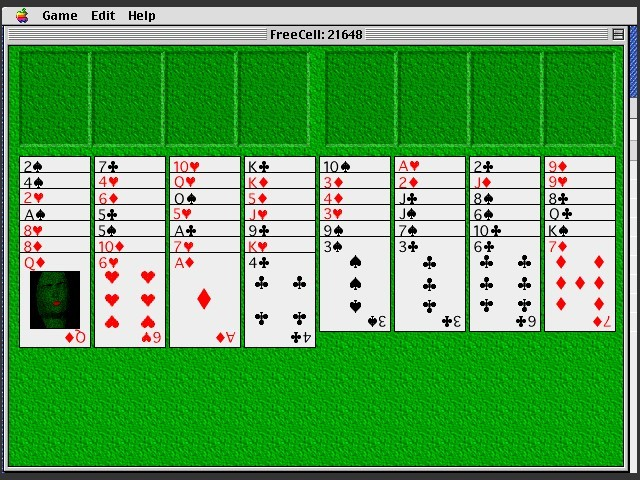 FreeCell (1995)
