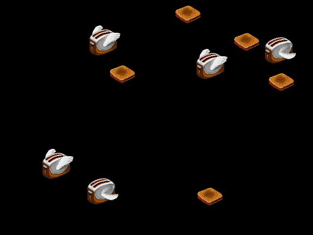 After Dark 2.0: Flying Toasters screensaver