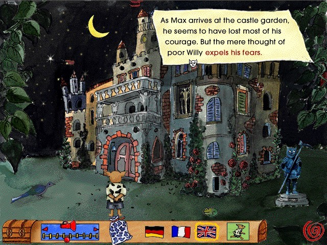 Max and the Haunted Castle (1998)