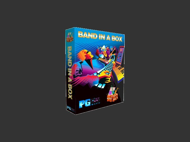 Band in a Box 7.0 (1997)