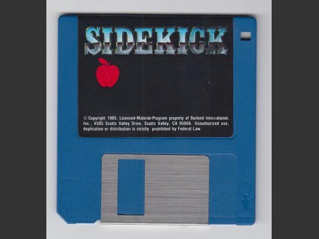 Borland Sidekick 1.10B (1985)