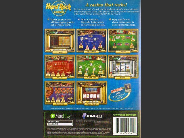 Hard Rock Casino (MacPlay) (2004)